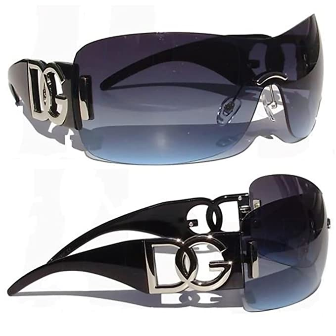 DG Eyewear ® Gafas de Sol mujer Moda negro - Nuevas con ...
