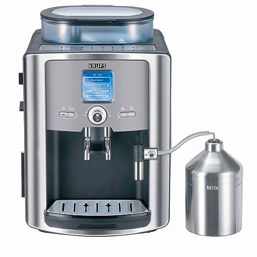 Krups Espresseria Automatic XP7240 Máquina espresso 1,8 L ...