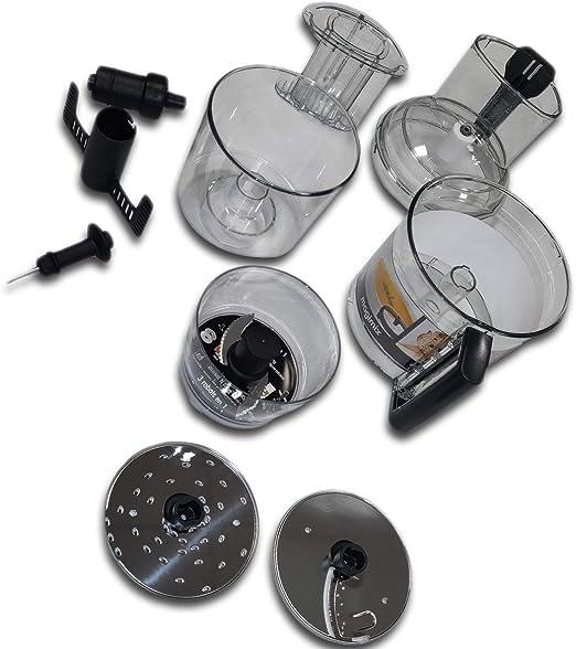 Kit de cubeta para robot de cocina 17673 Magimix: Amazon.es: Hogar