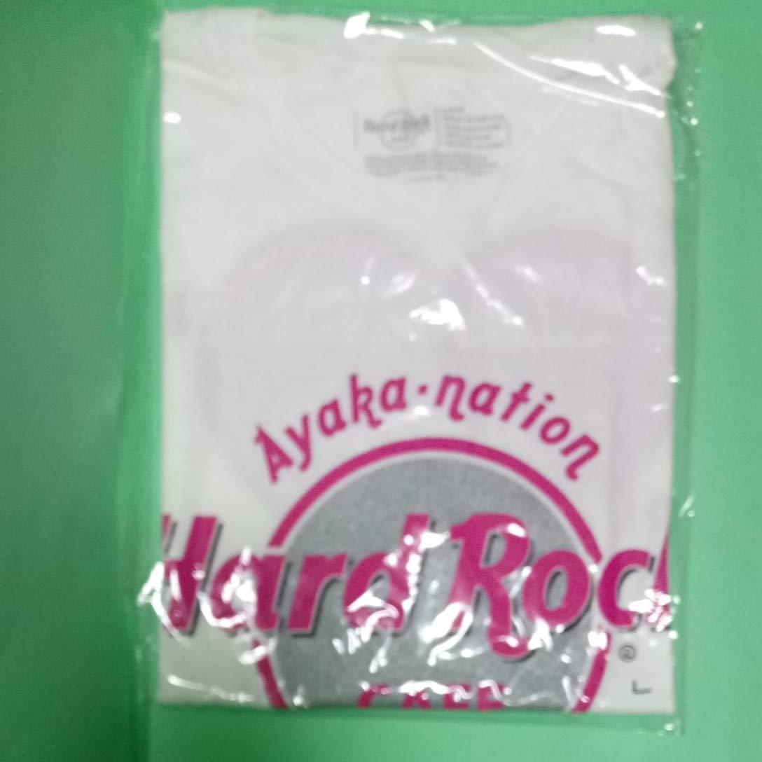 AYAKA-NATION 2016 HardRockCafe Tシャツ Lサイズ アヤカネーション ハードロックカフェ ももクロ 佐々木彩夏   B07QDXP28G