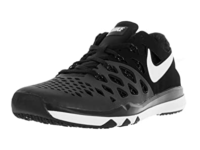 NIKE Men's Train Speed 4, Black/White-Black, ...