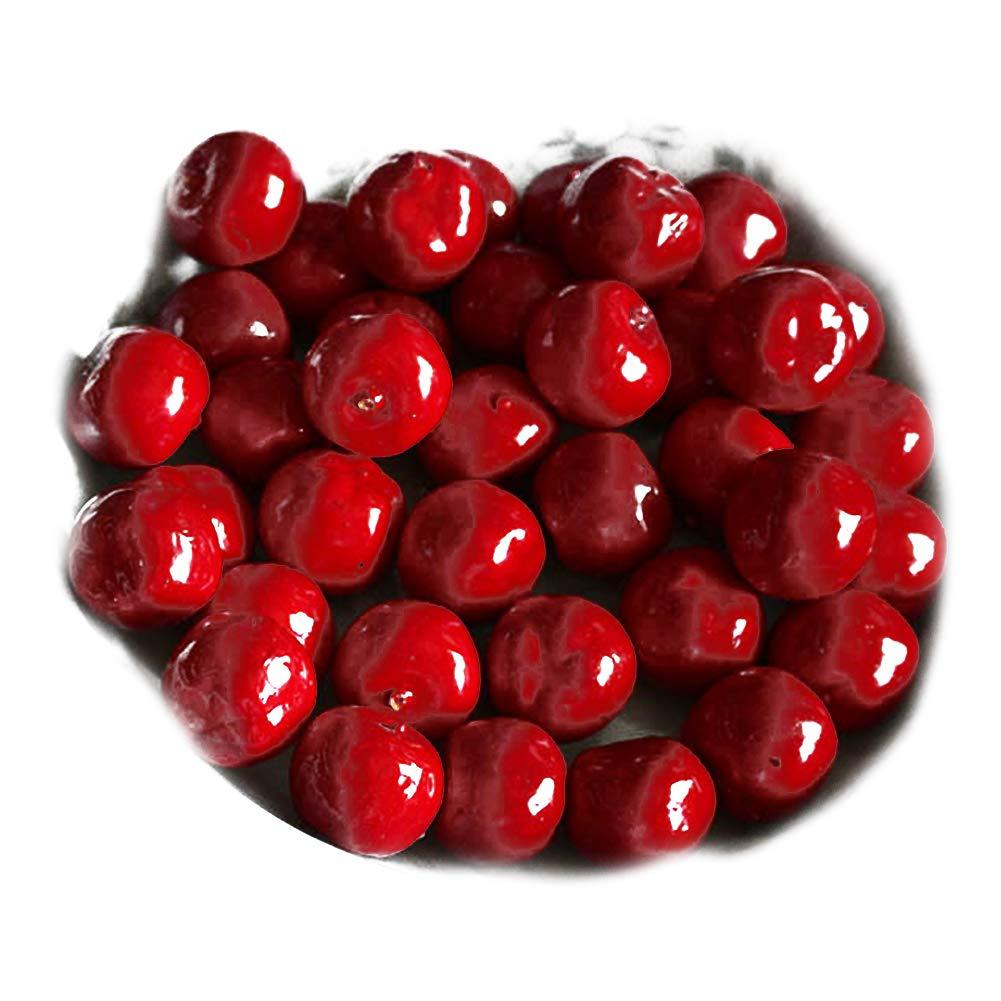 joizo 100PCS Artificielle Mini Fruit Rouge Berry Ornement dart de Fleur DIY D/écoration Murale Prop Photographie des Articles m/énagers