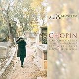 Image of Rubinstein/Chopin Piano Sonatas 2 & 3 (Rubinstein Collection, Vol. 46)