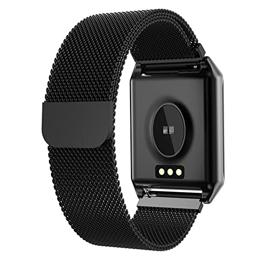 Amazon.com: NOMENI Fitness Tracker Bluetooth Smart Watch ...