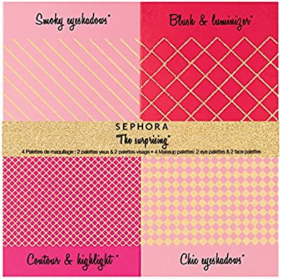 Sephora - Estuche de regalo paleta the surprising: Amazon.es: Belleza