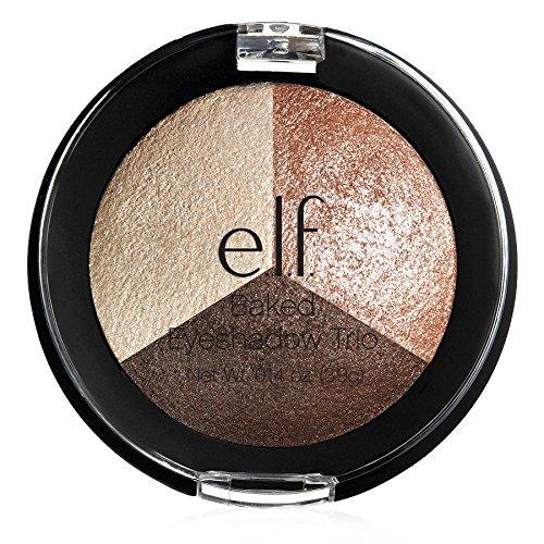 - Elf Baked Eyeshadow Trio Peach Please