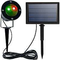 Solar Lawn Light, Outdoor Waterproof Garden Ground Plug Light, Christmas LED Gypsophila Projection Lamp, Home Villa Courtyard Decor