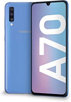 Samsung A70 Blue 6.7