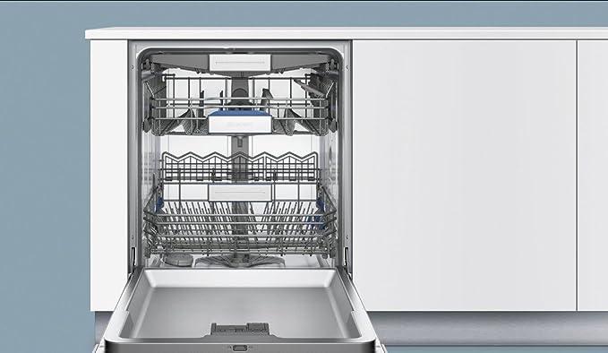 Siemens SN758D08TE - Lavavajillas Oculto, Clase A++: Amazon ...