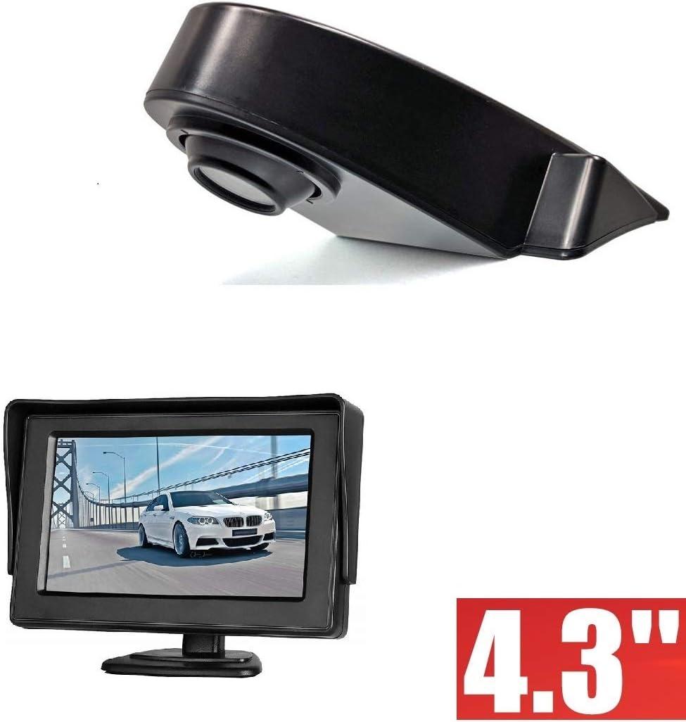 HD Nachtsicht dritte Bremsleuchte Kamera Rckfahrkamera 4,3 Zoll ...