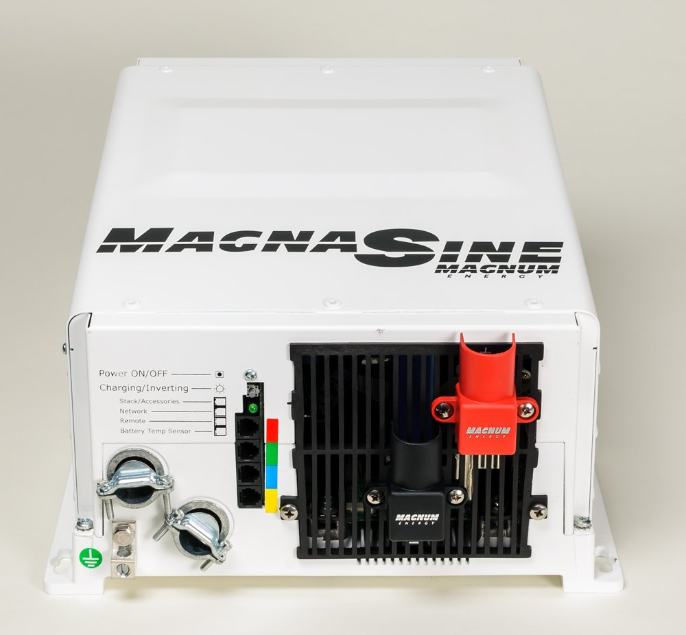 Go Power GP-MS2812-PKG 2800 Watt Pure Sine Wave Magnum Energy Inverter