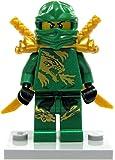 LEGO Ninjago Lloyd Minifigure [Green & Gold Ninja Loose]