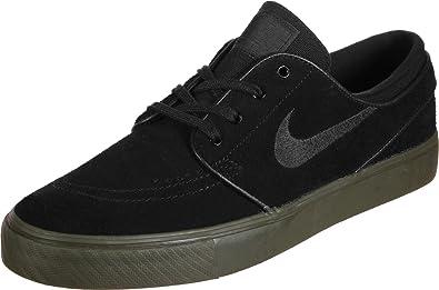 419ed21c10b3 Nike SB Stefan Janoski Schuhe Black Black  Amazon.de  Schuhe ...