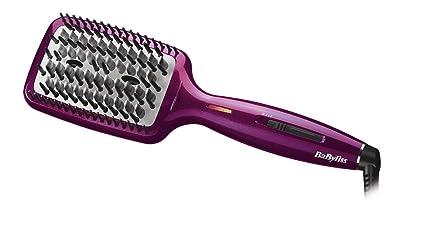 BaByliss Liss Brush 3D HSB100E - Cepillo alisador de cerámica aebd0ce6062a