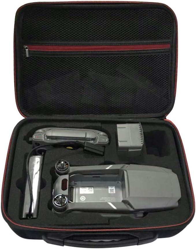 PENIVO Funda de Bandolera portátil Case para dji Mavic 2 Zoom/Mavic 2 Pro Drone Protector Accesorios de Transporte de batería