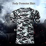 DGXINJUN Body Safe Guard Padded Compression