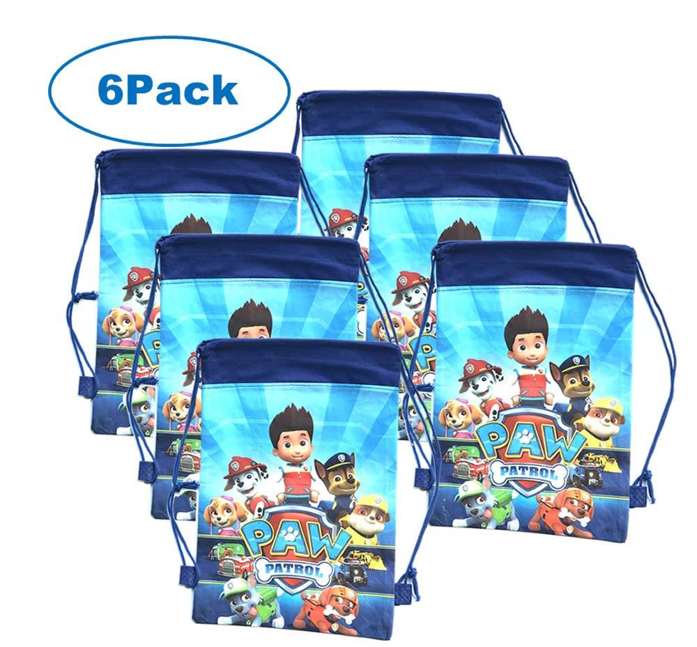 Amazon.com: Bolsas de fiesta para niños con cordón de ...