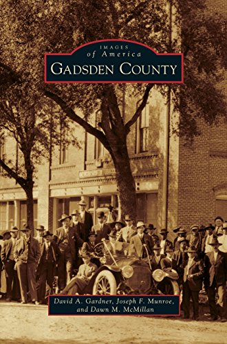 Book cover from Gadsden County by David a Gardner