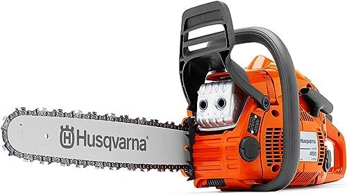 best 18 inch gas chainsaw