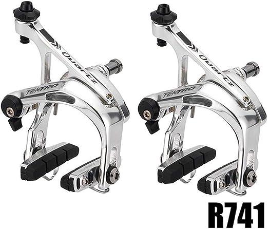 Ligera Bicicletas 300g de Freno / R741 par de Aluminio de Pinza de ...