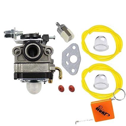 Huri carburador y junta filtro para Honda FG100 GX22 GX25 ...