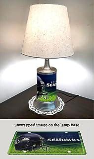 Amazon.com: SEATTLE SEAHAWKS TABLE LAMP: Home & Kitchen