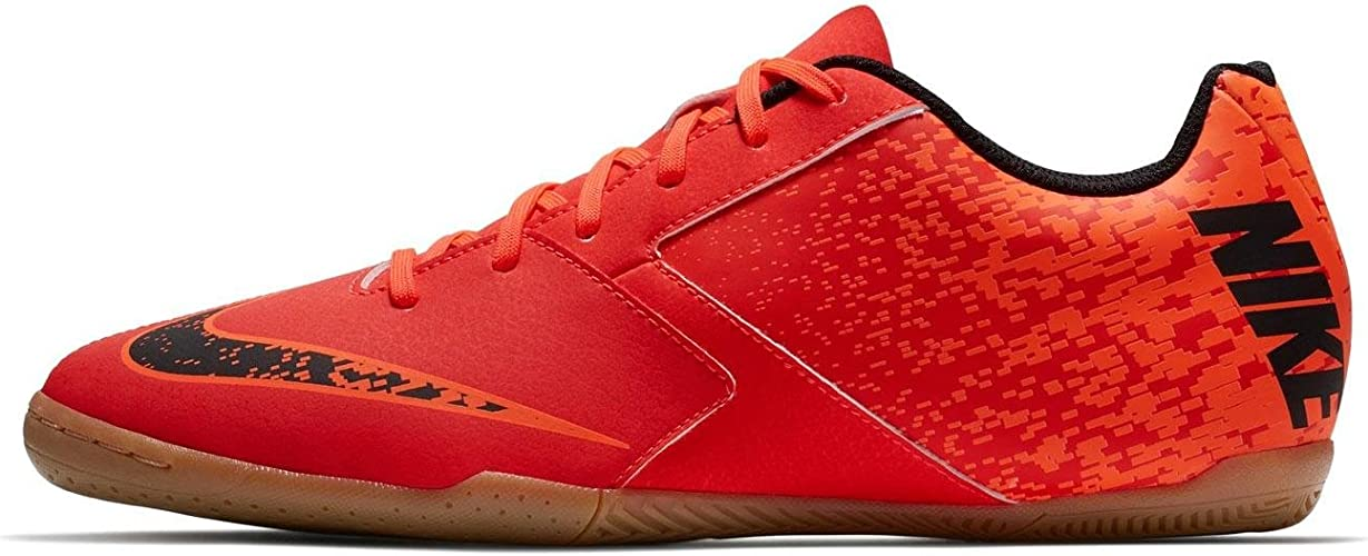 Nike Hyper Orange Bright Crimson Black