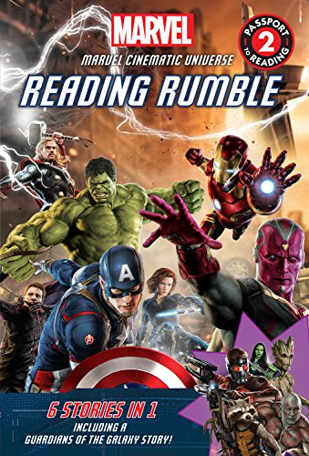 Marvel's Avengers: Reading Rumble (Passport to Reading Level 2)