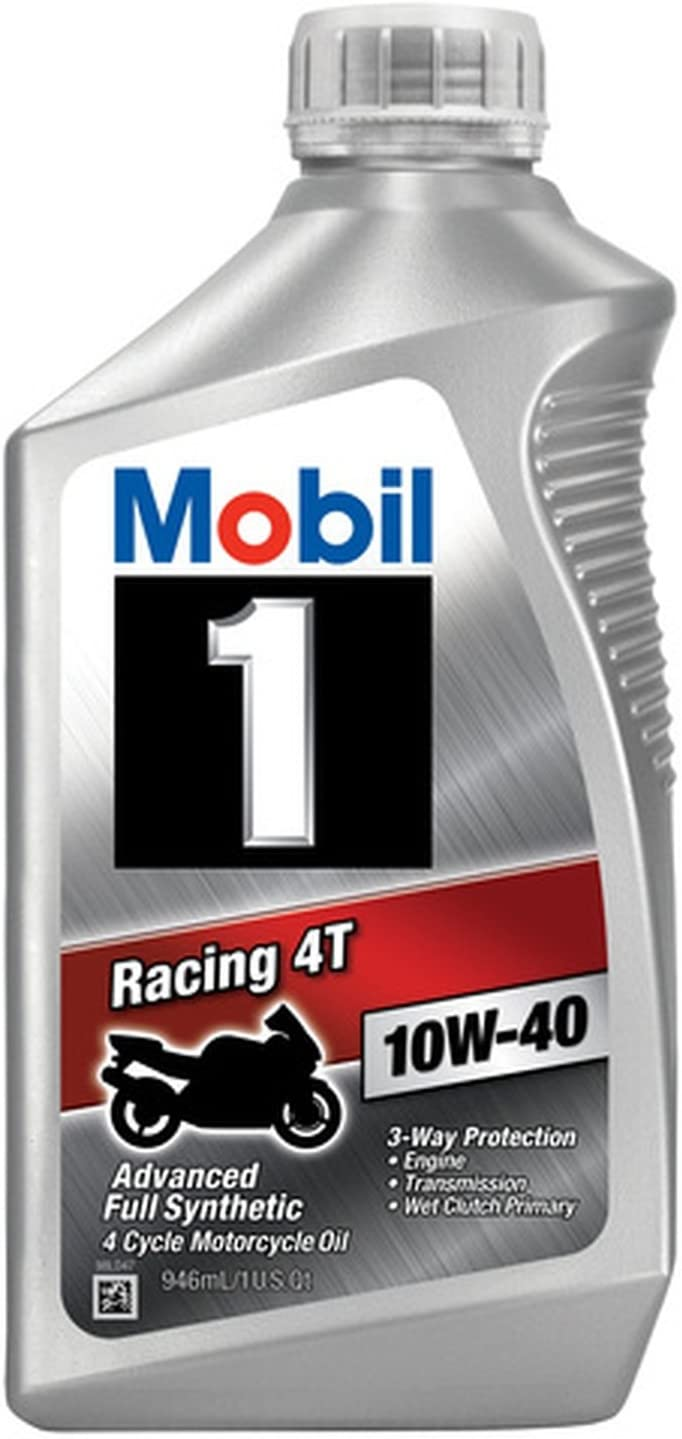 Mobil 1 Racing 4T Oil