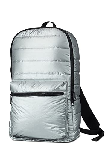 f93b4143f1 Converse Metallic Packable Backpack 46 cm metallic silver colored ...