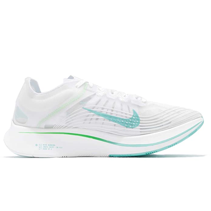 finest selection 93f36 a3f3b Amazon.com   Nike Zoom Fly Sp Mens Aj9282-103 Size 8.5   Fashion Sneakers