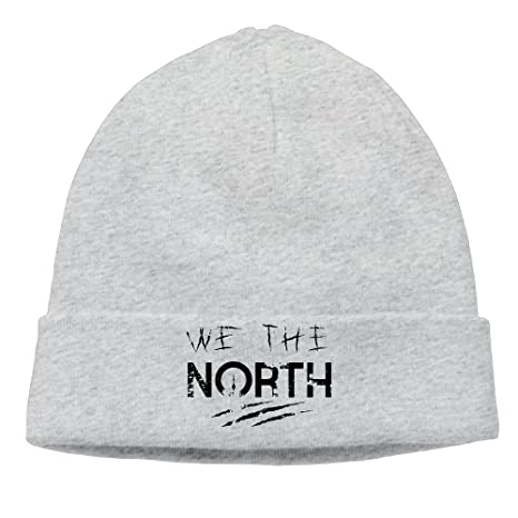 Toronto Raptors Basketball WE THE NORTH Beanie For Men Women Ash (6  Colors)  Amazon.ca  Clothing   Accessories 9d186e027e7