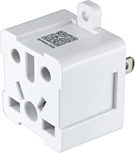 ROAD WARRIOR USA Plug Adapter 13A - EU/UK/AUS/China/India to US (Type A) - RW125WH-US