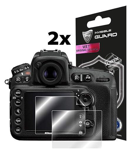 IPG para Nikon D810 - D810a Protector de Pantalla de cámara ...
