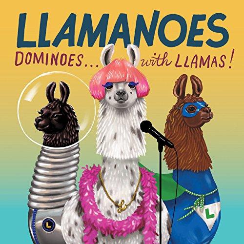 Llamanoes: Dominoes with Llamas!