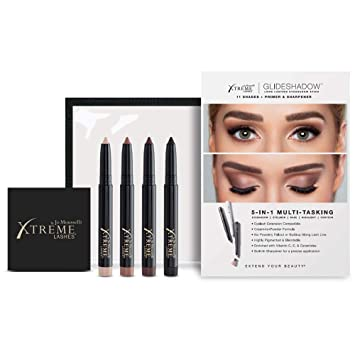 Amazon com: Xtreme Lashes Glideshadow Long Lasting Eyeshadow Stick