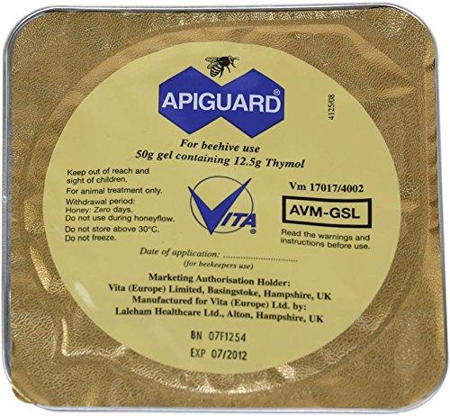 Apiguard – Single Pack – Mite Treatment