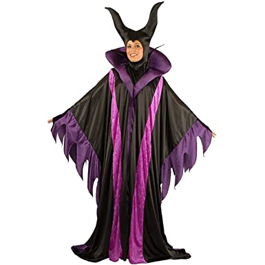 maleficent witch plus adult costume
