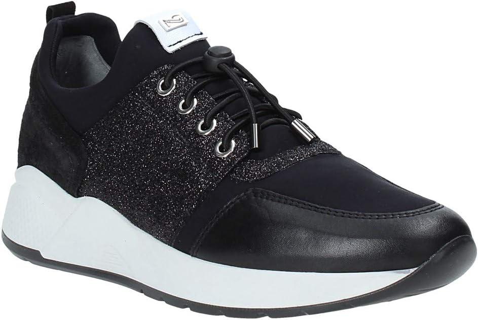 Nero giardini A909031D Sneakers Women zwart.