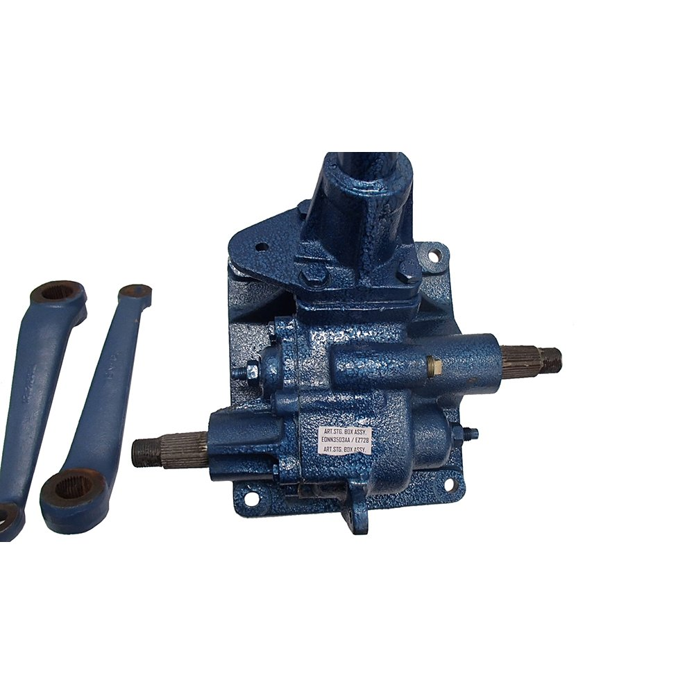 1 Aftermarket Steering Gear Assembly for Ford 2000 2610 3000 3600 3610 3910 4110 230A 234 334 3.