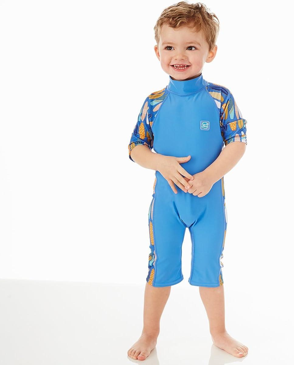 Splash About Unisex Baby Toddler Uv-Sun Suit Toddler Uv Sun Suit