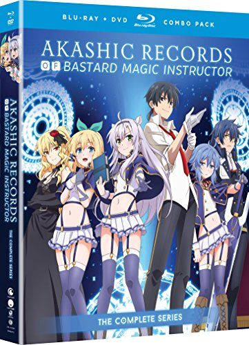 Akashic Records of Bastard Magic Instructor: The Complete Series [Blu-ray]