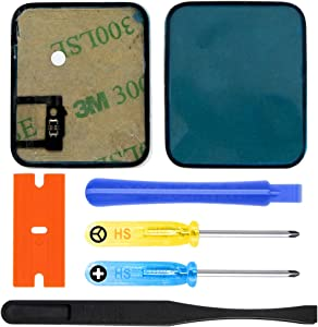MMOBIEL Force Touch Sensor Adhesive Replacement Repair Kit incl. Connector Compatible with Apple Watch Series 1 38mm
