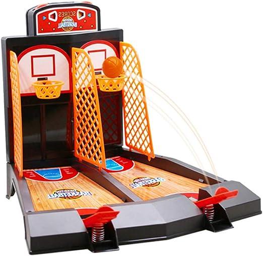 Mini Juguetes de Baloncesto de Escritorio de Mesa Interactive ...