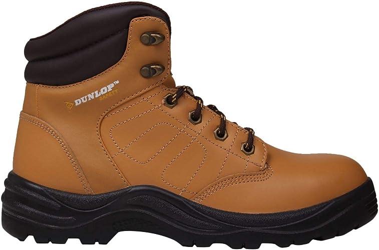 Dakota work boots, safety shoes