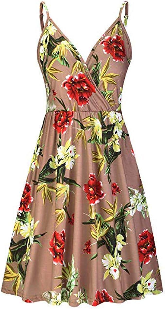 SCHOLIEBEN Festliche Kleider Für Damen Kleid Sommer Schöne