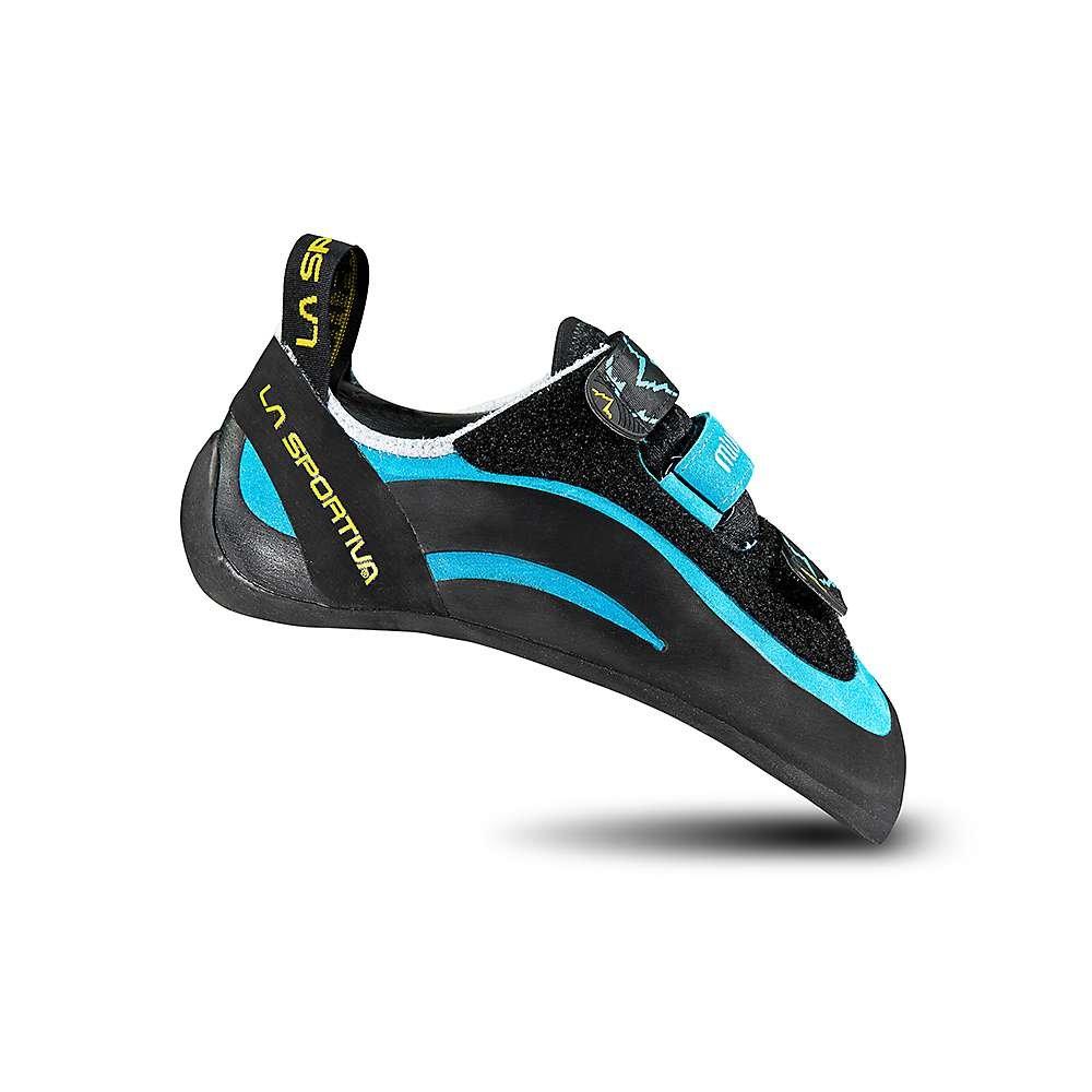 La Sportiva Miura VS Women's Climbing Shoe, Blue, 33 by La Sportiva