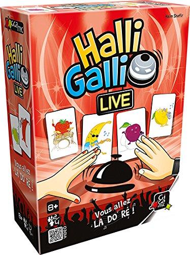 Jeux d'Ambiance-Halli Galli - jeux de sociétés enfants