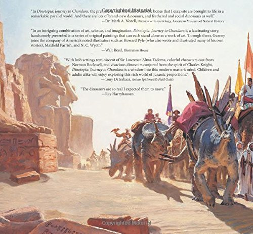 Dinotopia: Journey To Chandara (Calla Editions) by Calla Editions (Image #2)