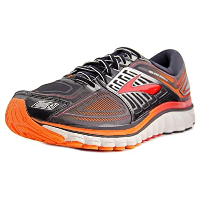 fee2f8b97c8 Brooks Men s Glycerin 13 Running Shoes Red Size  6 UK-  Amazon.co.uk ...